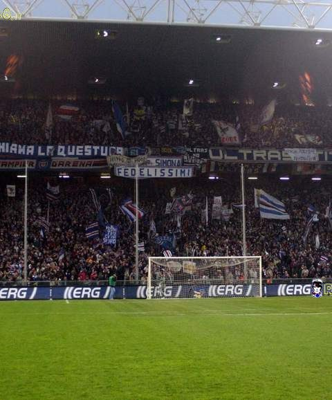 Sampdoria-Bologna 2003/2004