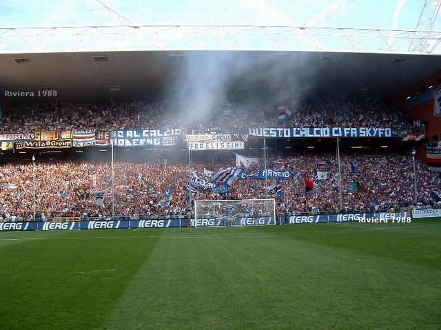 Sampdoria-Lazio 2003/2004