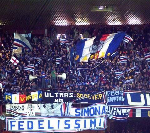 Sampdoria-Milan 2003/2004 coppa Italia