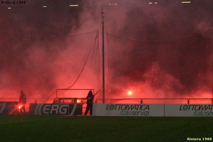 Sampdoria-Parma 2003/2004