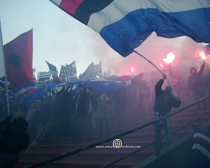 Udinese-Sampdoria 2003/2004