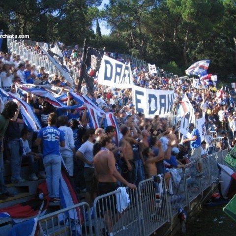 Siena-Sampdoria 2004/2005