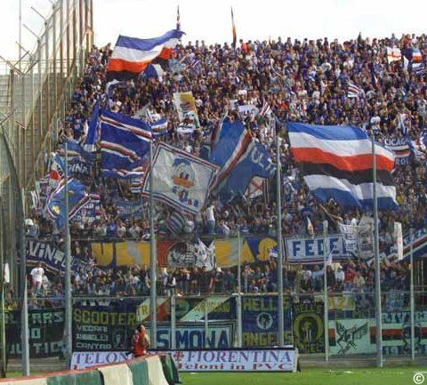 Fiorentina-Sampdoria 2004/2005