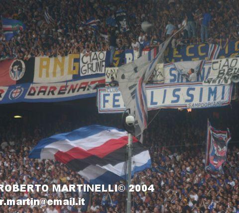 Sampdoria-Livorno 2004/2005