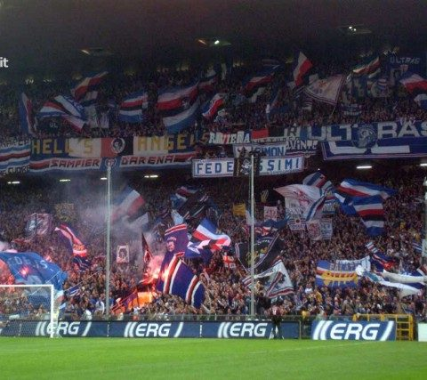 Sampdoria-Milan 2004/2005