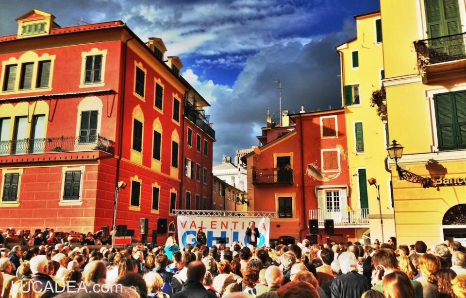Renzi a Sestri Levante