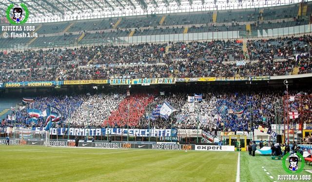 Inter-Sampdoria 2004/2005