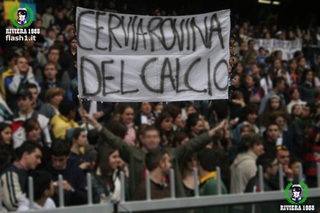 Sampdoria-Cervia 2004/2005 amichevole