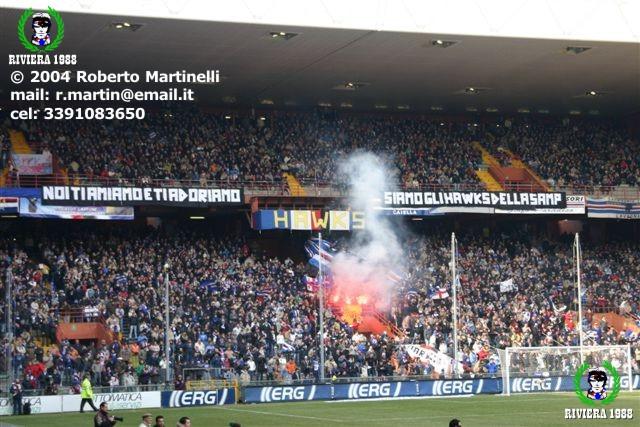 Sampdoria-Chievo Vr 2004/2005