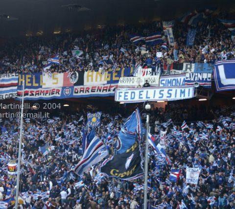 Sampdoria-Messina 2004/2005