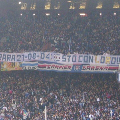 Sampdoria-Parma 2004/2005