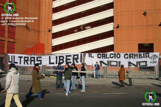 Sampdoria-Siena 2004/2005