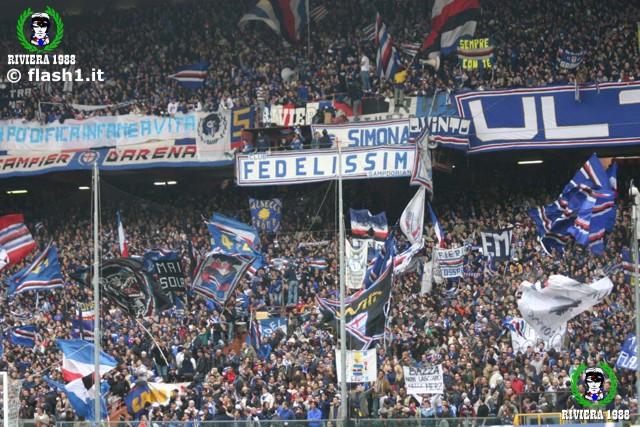 Sampdoria-Udinese 2004/2005