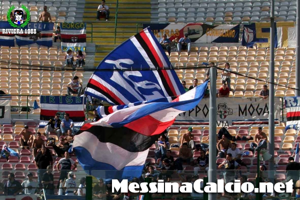 Messina-Sampdoria 2005/2006