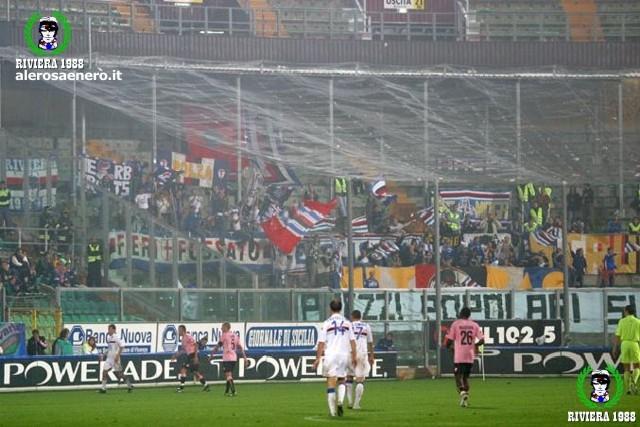 Palermo-Sampdoria 2005/2006