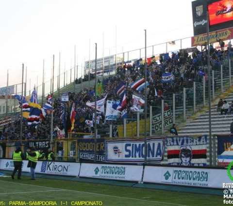 Parma-Sampdoria 2005/2006