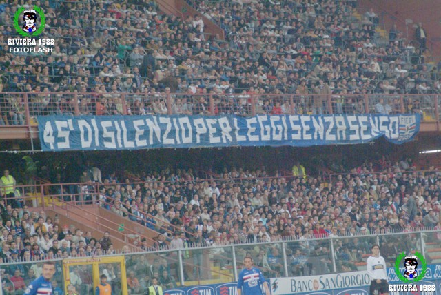 Sampdoria-Inter 2005/2006
