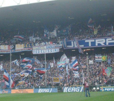 Sampdoria-Lazio 2005/2006
