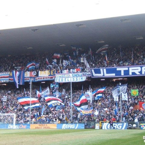 Sampdoria-Messina 2005/2006