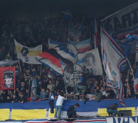 Sampdoria-Palermo 2005/2006