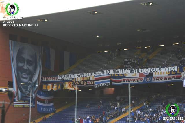 Sampdoria-Reggina 2005/2006