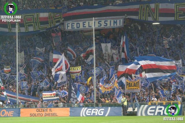 Sampdoria-Victoria Setubal 2005/2006 coppa Uefa