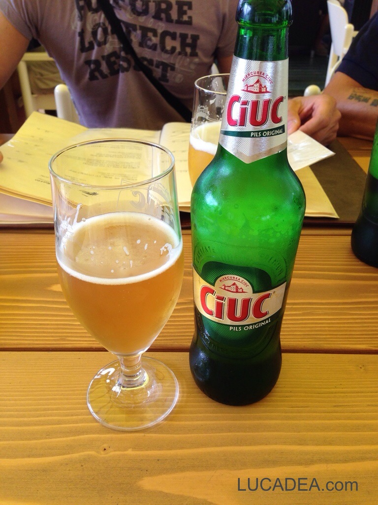 birra ciuc rumena
