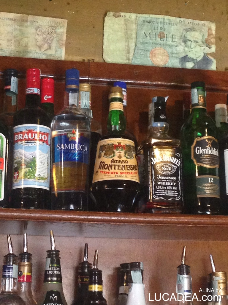 bottiglie liquori