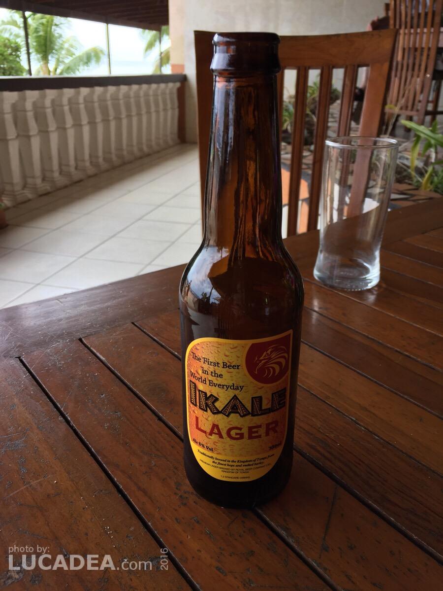 Birra Ikale di Tonga