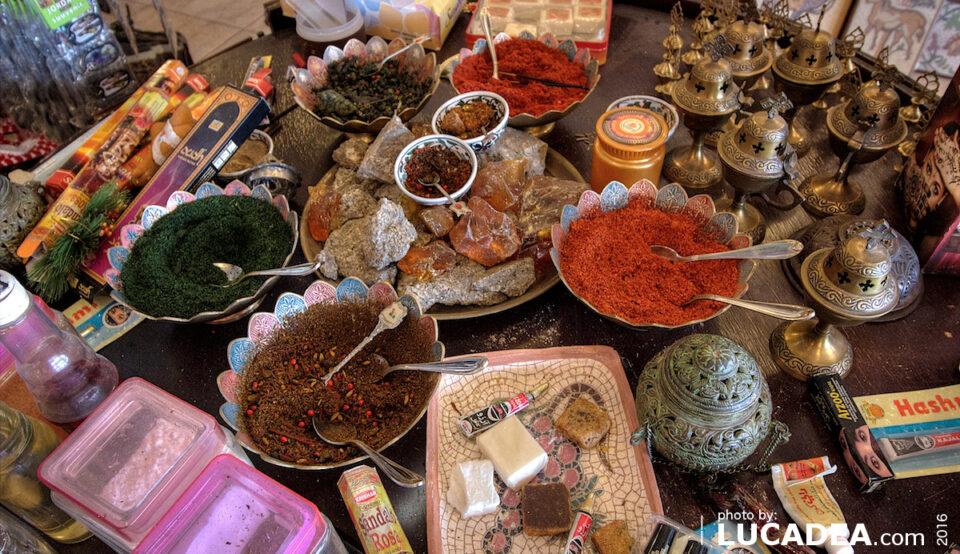 spezie giordania