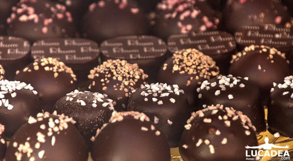 Praline di cioccolato