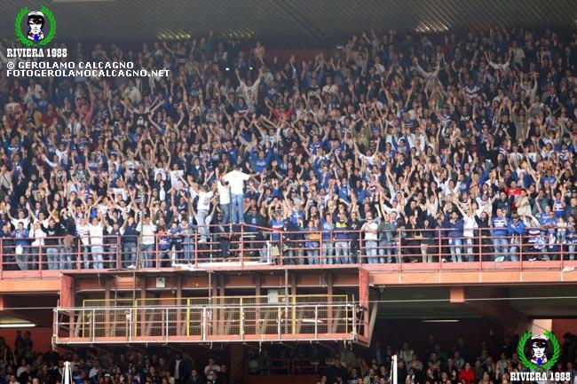 Sampdoria-Reggina 2006/20017