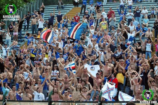 Siena-Sampdoria 2006/2007