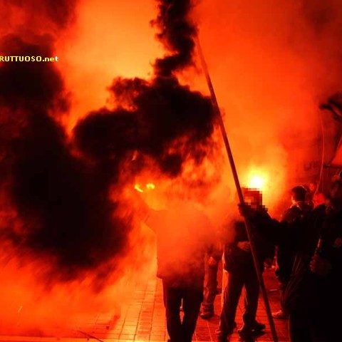 Milan - Sampdoria 0607