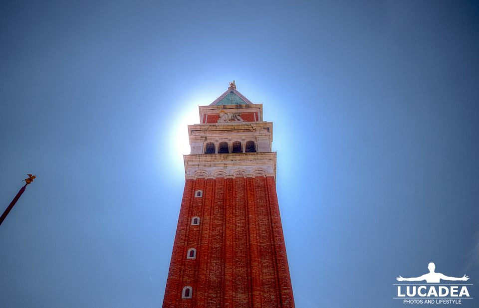 campanile di san marco a venezia