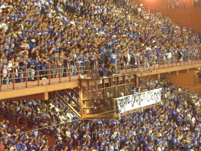 Sampdoria-Genoa 2007/2008