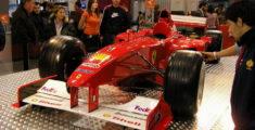 Motorshow di Bologna 2004