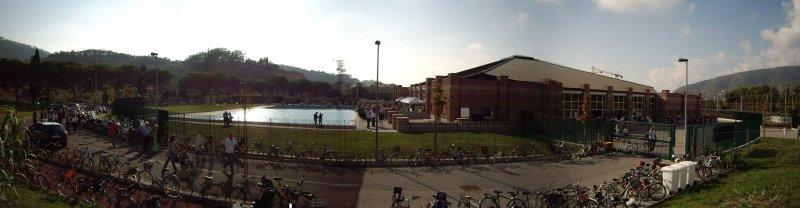Nuova piscina a Sestri Levante