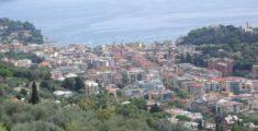 Santa Margherita Ligure dall'alto (foto)