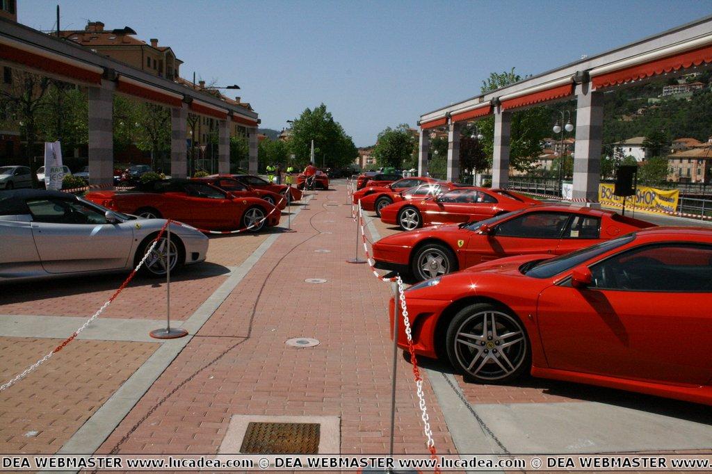 Ferrari nel Tigullio