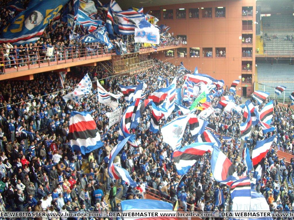 Sampdoria-Udinese 2007/2008
