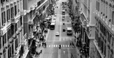 Via Venti a Genova