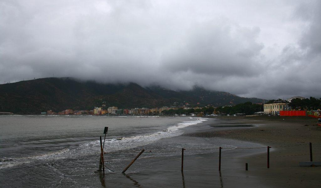 baia delle favole pioggia