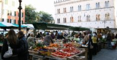 Chiavari, piazza Mazzini (foto)