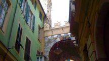 Porta dei Vacca a Genova (foto)