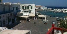 Le vie di Mykonos fotografate da una location privilegiata (foto)
