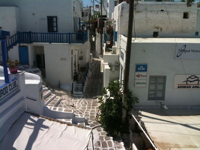 Vie di Mykonos