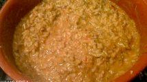 Risotto con sugo di aragosta, la ricetta
