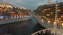 Tre navi a Savona