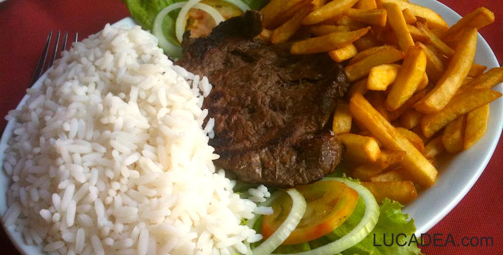 piatto carne brasiliana
